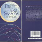 The Haiku Seasons Poetry of the Natural World (PB) William J Higginson Japanese