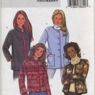 Butterick 4293 Very Easy Jacket Sewing Pattern Misses' 16 18 20 22 Loose-Fitting Extended Shoulders