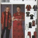 Simplicity 5360 Pants, Skirt, Kimono and Tunic or Top Sewing Pattern Women's 26W 28W 30W 32W
