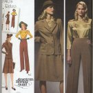 Simplicity 3688 Retro 1940s - - Sewing Pattern Women's 20W 22W 24W 26W 28W