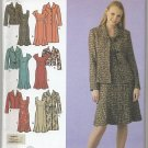 Simplicity 4014 Coat, Jacket & Dress - Sewing Pattern Women's 20W-28W Karen Z Wardrobe