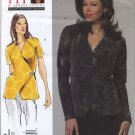 Vogue 1164 Top Sandra Betzina Sewing Pattern Misses' SZ: A-J Bust 32-55 Office Evening Knits/Wovens