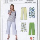 Burda 8242 Pants - - Easy Sewing Pattern Plus Size 18 20 22 24 26 28 30 32 34