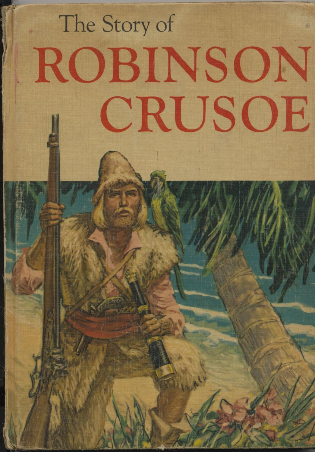 an analysis of the story of robinson crusoe An analysis of the spirit of innovation and independence in robinson crusoe name: hanyao(韩瑶 韩瑶) 韩瑶 major : english education (英语.