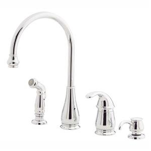 New Price Pfister T26-4DCC Treviso Kitchen Faucet