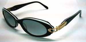 Chanel Cat Eyes Sunglasses with Rhinestones- CH2255