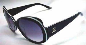 SUPER SIZED Chanel sunglasses