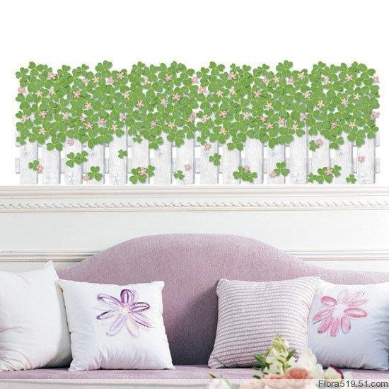 Leaves Wall Stickers PS-58092