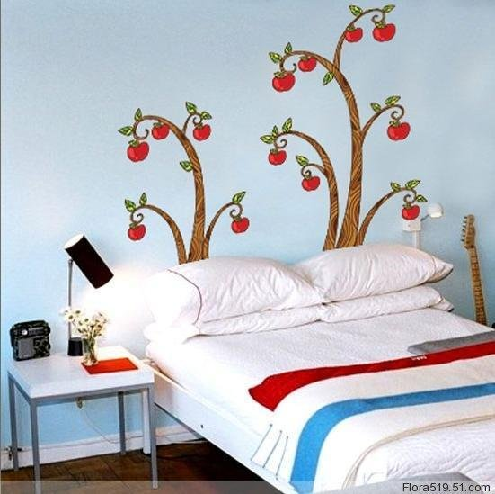Apple Tree Wall Stickers ECO-018