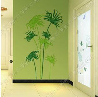 Green Tree Wall Stickers WS-005