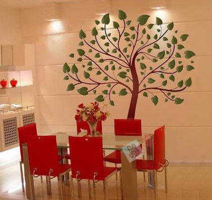 Big Tree Wall Stickers WS-006