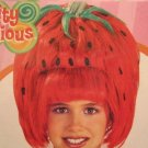 Strawberry Tart Wig Child Size Dress Up Halloween Costume S2010023