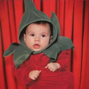 Chili's Little Pepper Halloween Infant Newborn Costume 0 -6 months Baby Shower Gift S2010035 a