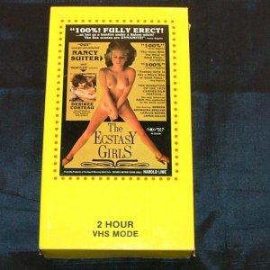 The Ecstasy Girls  VHS 1979