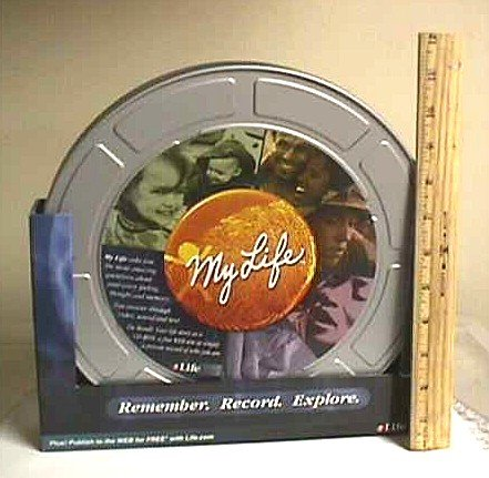 My Life CD-Rom Create Your Memoirs, Share Your Life Experiences!