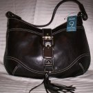 Nine West Tuscon-Nolita Hobo in Black