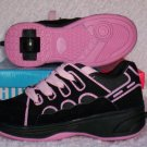 Air Skate Brand Heelies / Wheelies in Black/Pink Size 6