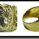 Wolf Men's Ring