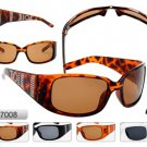 Ladies Tortoiseshell Polarized Sunglasses