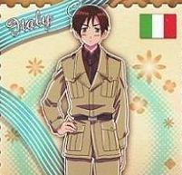 Axis Powers Hetalia Trading Card (Brothers) - Romano