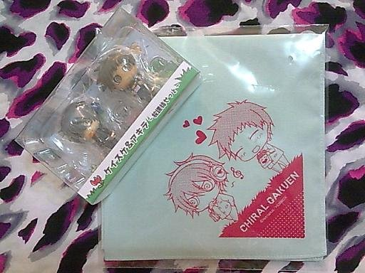 Togainu No Chi Limited/Exclusive One Coin Figures - Akira and Keisuke Set