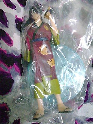 Gintama Styling Daaaa!! Figure - Takasugi