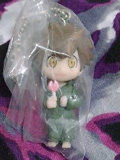 Katekyo Hitman Reborn Deformed Figures Series Mini - Tsuna