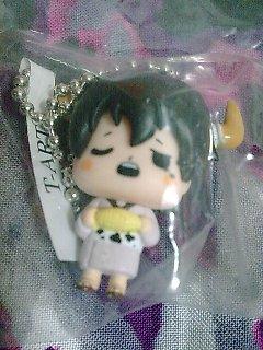 Katekyo Hitman Reborn Devireborn Mascot Keychain Figure - Lambo