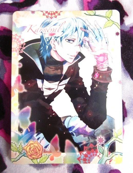 Karneval Trading Card - NC-10 - Karoku