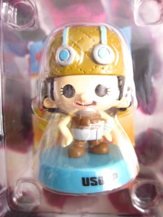 One Piece x Panson Works Full Face Jr. Vol 2 Figure - Usopp