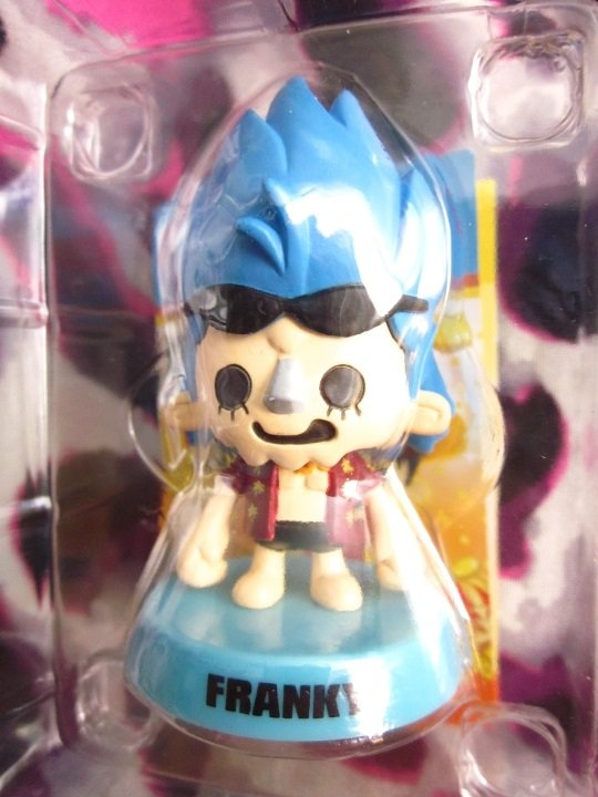 One Piece x Panson Works Full Face Jr. Vol 2 Figure - Franky