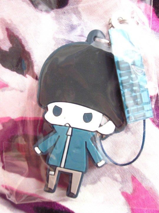 Durarara!! Rubber Strap - Dotachin (Kyohei)