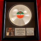 "AC/DC PLATINUM RECORD AWARD ""HIGHWAY TO HELL"""
