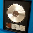 CHICAGO X PLATINUM RECORD AWARD