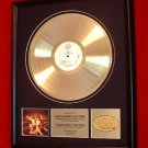 "VAN HALEN GOLD RECORD AWARD ""BALANCE"""
