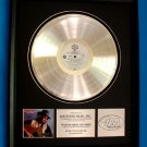 "HANK WILLIAMS JR. PLATINUM RECORD AWARD ""MAJOR MOVES"""