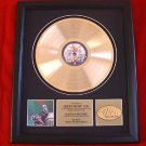QUEEN GOLD RECORD AWARD - FREE SHIPPING!