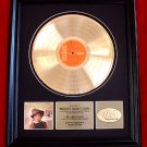 "ELVIS PRESLEY GOLD RECORD AWARD - ""ELVIS COUNTRY"""