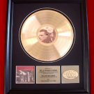"U2 GOLD RECORD AWARD ""THE UNFORGETTABLE FIRE"""