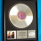 "U2 PLATINUM RECORD AWARD ""OCTOBER"""