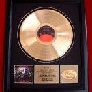 "MOTLEY CRUE GOLD RECORD AWARD ""GIRLS, GIRLS, GIRLS"""