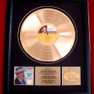 "FRANK SINATRA GOLD RECORD AWARD ""THAT'S LIFE"""