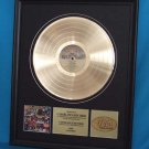 "KISS GOLD RECORD AWARD ""UNMASKED"""