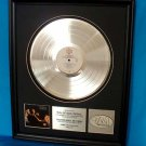 "FLEETWOOD MAC PLATINUM RECORD AWARD ""MIRAGE"""