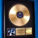 "THE CARS GOLD RECORD AWARD "" PANORAMA"""