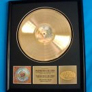 "GRATEFUL DEAD GOLD RECORD AWARD ""AMERICAN BEAUTY"""