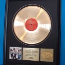 "CHICAGO GOLD RECORD AWARD ""HOT STREETS"""