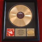 "GREAT WHITE GOLD RECORD AWARD ""TWICE SHY"""