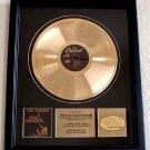 "NEIL DIAMOND GOLD RECORD AWARD ""THE JAZZ SINGER"""
