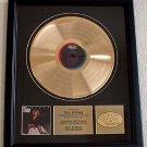"TINA TURNER GOLD RECORD AWARD ""PRIVATE DANCER"""